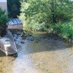 Potok Težka voda Novo mesto